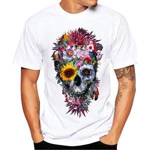Koszulki z czaszką