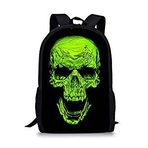 czaszka torby