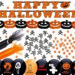 Halloween dekoracja 2020
